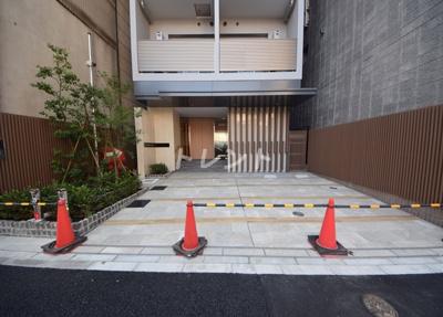 【エントランス】コンフォリア秋葉原ノース