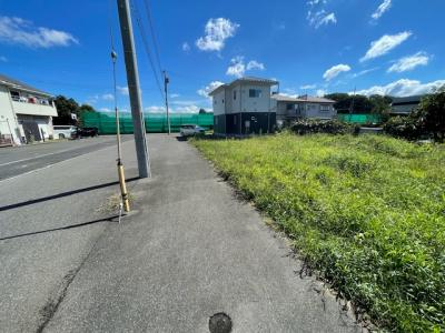 【外観】大野町2丁目 93坪 土地