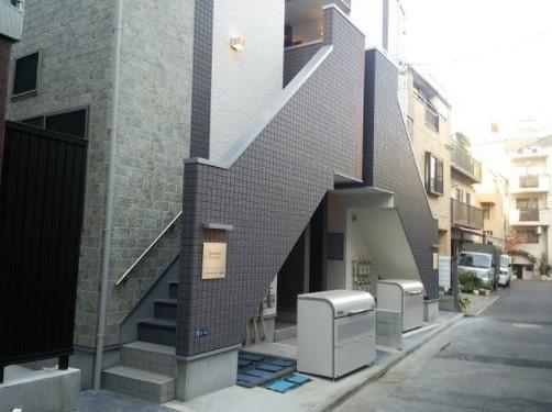 【外観】パークサイドレジデンス北新宿