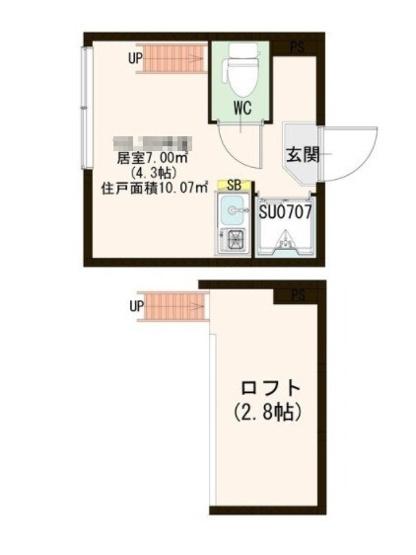 パークサイドレジデンス北新宿