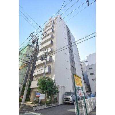 【外観】マリンズ心斎橋Ⅲ