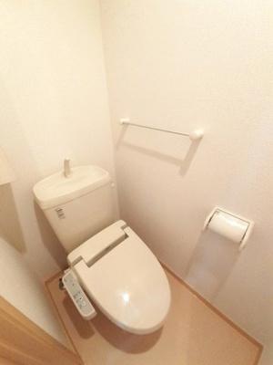 【トイレ】サン・フィールド ⅡB