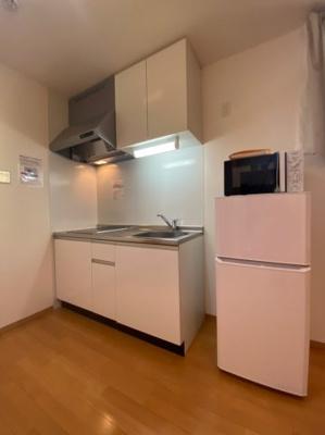 【キッチン】FDS BIJOU SUITESⅡ