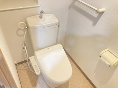 【トイレ】ライオンズプラザ本八幡