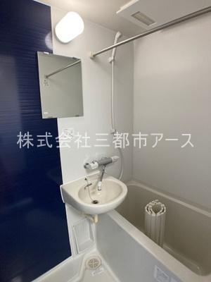 【浴室】クロススクエア西大井