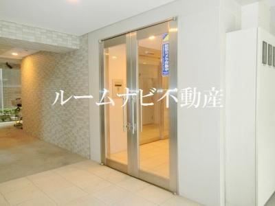 【設備】アイル日暮里弐番館