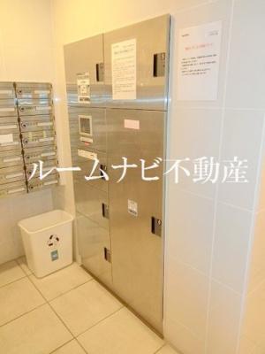 【玄関】アイル日暮里弐番館