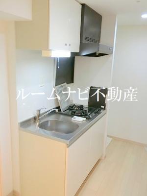 【キッチン】アイル日暮里弐番館