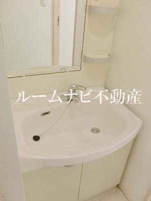 【洗面所】アイル日暮里弐番館