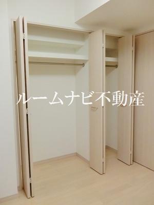 【収納】アイル日暮里弐番館