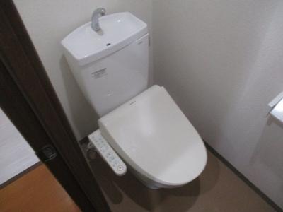 【トイレ】グレイス聖天坂