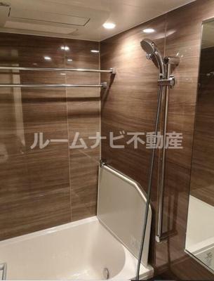 【浴室】クレヴィア池袋East