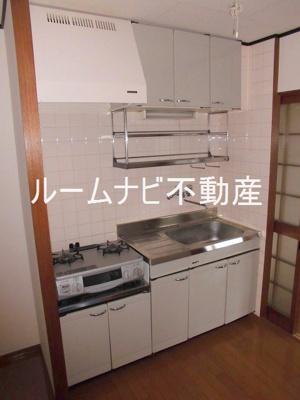【キッチン】山友ビル