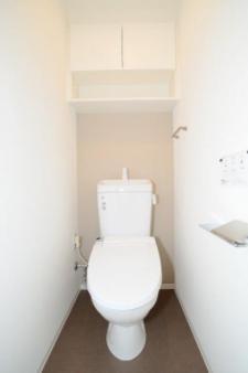 【トイレ】グランドコンシェルジュ三宿アジールコート(グランドコンシェルジュミシュクアジールコート)