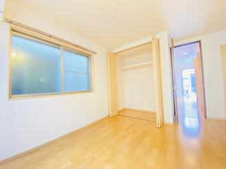 千葉市稲毛区小仲台 中古一戸建て 稲毛駅 全室にクローゼットがあり、収納もたくさんできます!