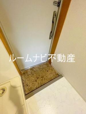 【玄関】チェスターハウス本郷