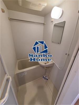 【浴室】スカイコート南砂町第2
