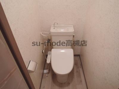 【トイレ】メゾン芥川