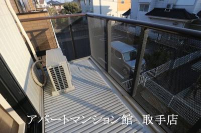 【駐車場】シェル青柳B