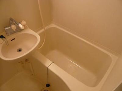 【浴室】ヴェルト両国