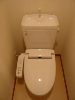 【トイレ】ヴェルト両国
