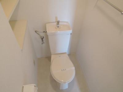 【トイレ】アロンジェビラージュ