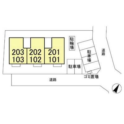 【区画図】サニーウェル