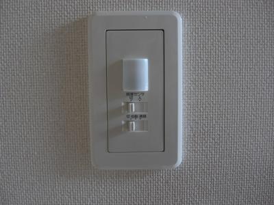 人感センサー付玄関ライト