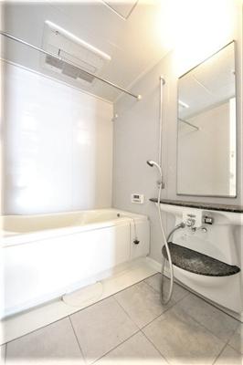 【浴室】クレオキタホリエ