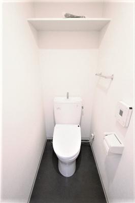 【トイレ】クレオキタホリエ
