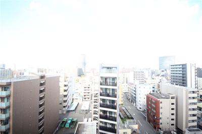 【展望】サムティ難波グレイス