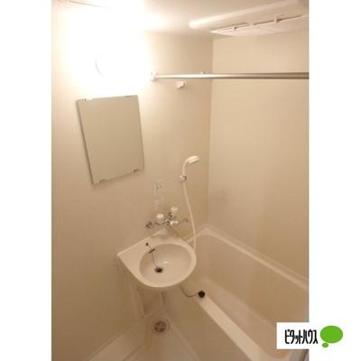 【浴室】ガラ・シティ茗荷谷