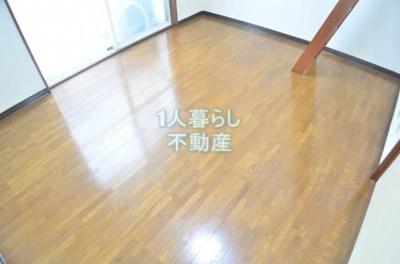 床面もキレイ