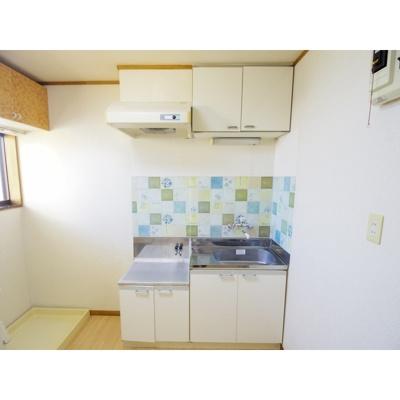 【キッチン】コーポワカツキ