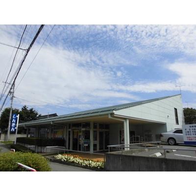 銀行「長野信用金庫若槻支店まで1048m」