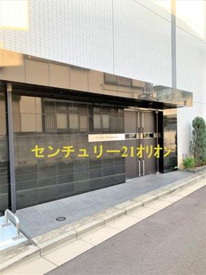 【エントランス】Espelumo(エスペルーモ)中村橋