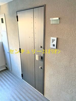 【玄関】Espelumo(エスペルーモ)中村橋