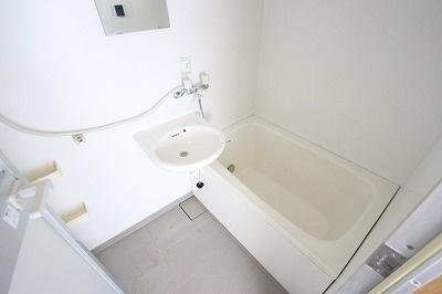 【浴室】シャトーナカムラ
