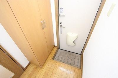 【玄関】シャトーナカムラ
