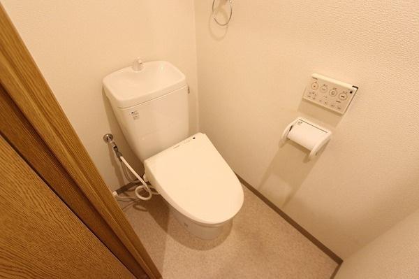 【トイレ】■カーサ・デ・クリサンテモ