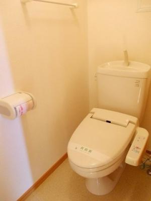 【トイレ】ボヌールⅢ