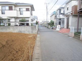 千葉市稲毛区宮野木町 土地 稲毛駅 前面道路は4.6mです!
