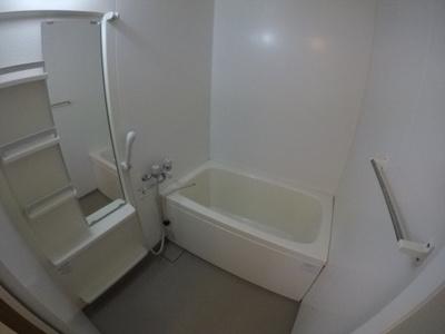 【浴室】シェ・モア中央町Ⅴ
