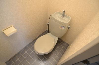 【トイレ】サンライフ赤羽根A棟