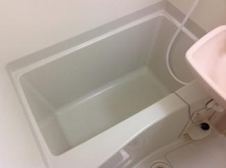 【浴室】レオパレスらむーる