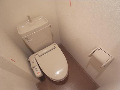 【トイレ】エステムコート新神戸エリタージュ