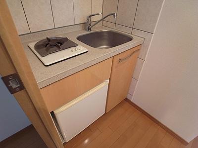 【キッチン】エステムコート新神戸エリタージュ