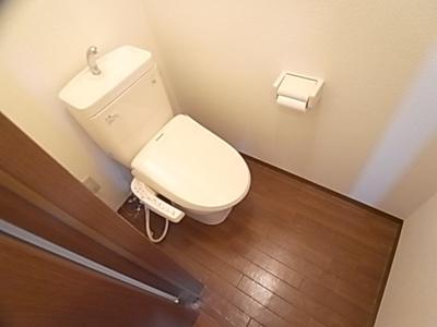 【トイレ】ファミール千葉寺