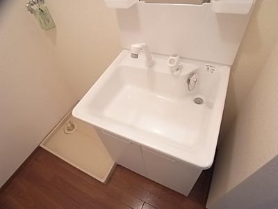 【独立洗面台】ファミール千葉寺