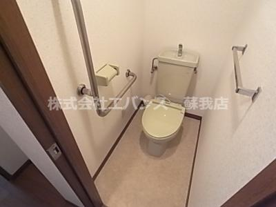 【トイレ】ヒロ末広